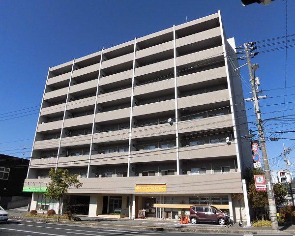 高知市北本町の2LDK、オートロック付きのマンション♪
