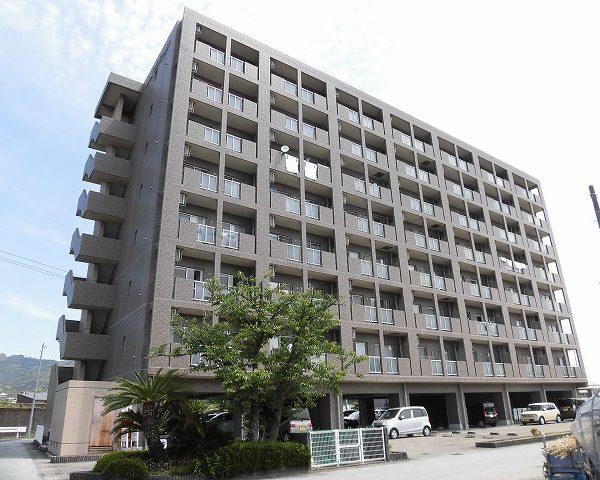 高知市高埇(たかそね)のマンションです。高知インターにも近くて便利♪2LDKのお部屋♪604号室