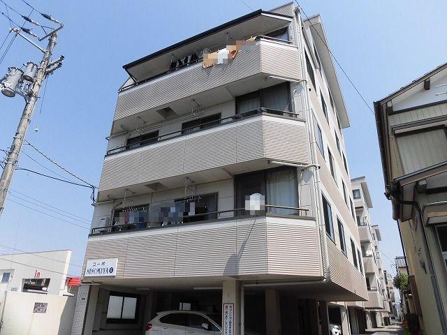 高知市高須2丁目4階建てマンション2階2LDKのお部屋♪
