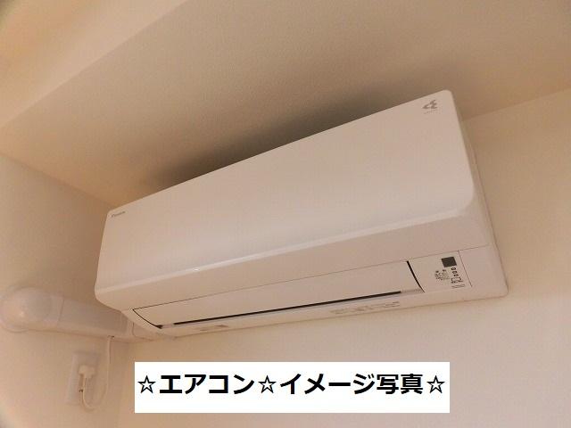 ※エアコン設置予定