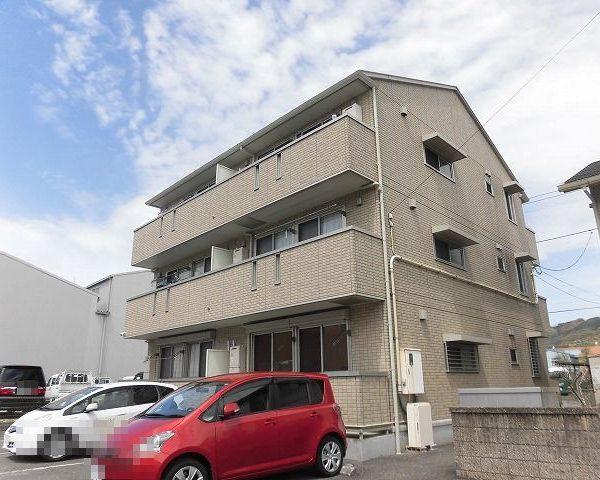 高知市北川添3階建て1階2DKのお部屋♪