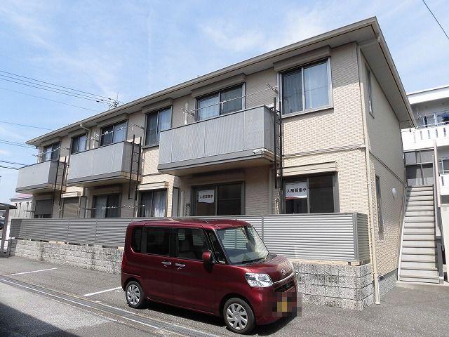 高知市高須2丁目☆住宅街にある1LDKのお部屋☆