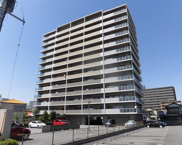 高知市若松町の分譲賃貸マンション6階の3LDK角部屋♪