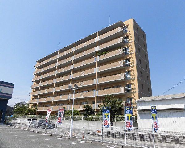 高知市青柳町のハイグレード賃貸マンション♪3LDK5階角部屋♪