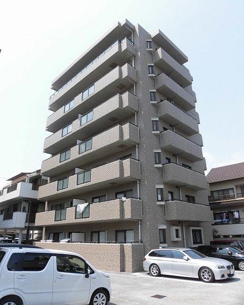 高知市城見町RC造7階建て2階の2LDKのお部屋♪