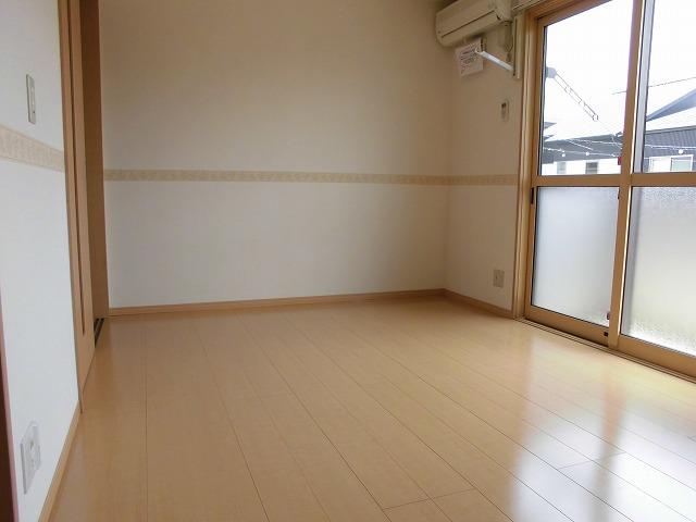 2階7.5帖のダイニングキッチン