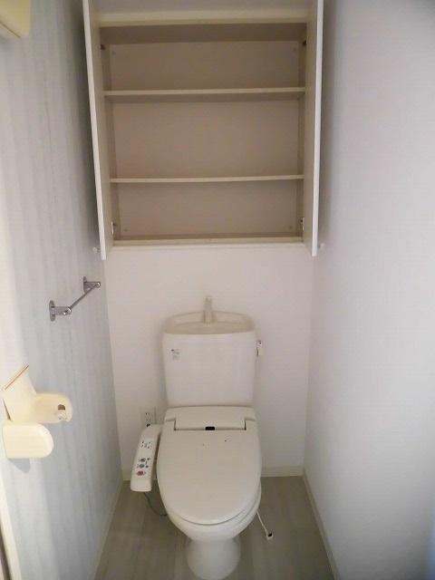 ウォシュレット付のトイレ