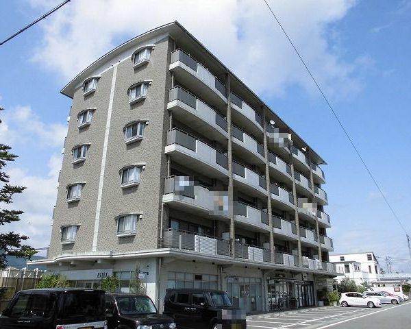 高知市北久保6階建てマンションの2LDK☆北久保公園徒歩約1分(40m)♪