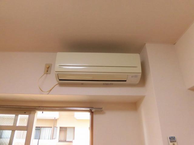 エアコンは1台