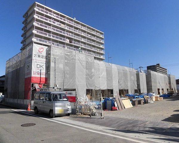 高知市青柳町2階建ての1階1LDKの角部屋♪