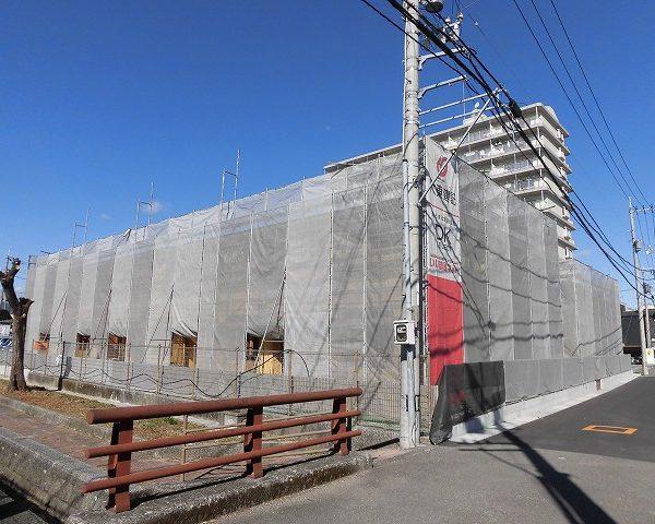 高知市青柳町2階建ての2階1LDKの中部屋♪