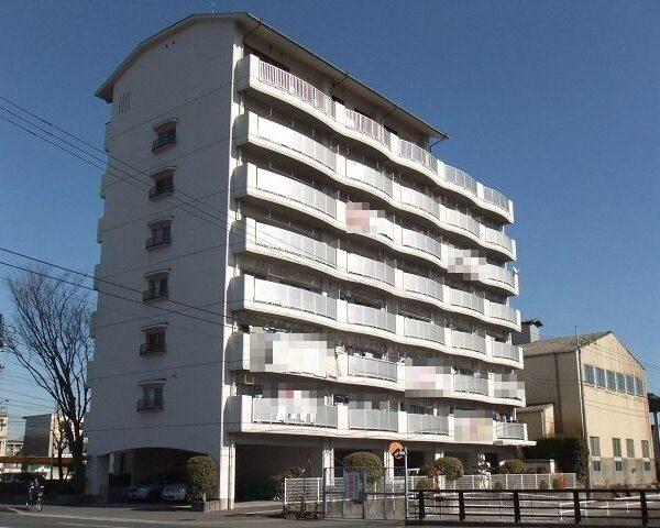 高知市知寄町3丁目のマンション4階3DKのお部屋♪