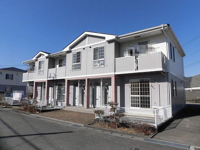 高知市北久保、ドラッグストアコスモス北川添店近くの2階建て2DKのお部屋☆