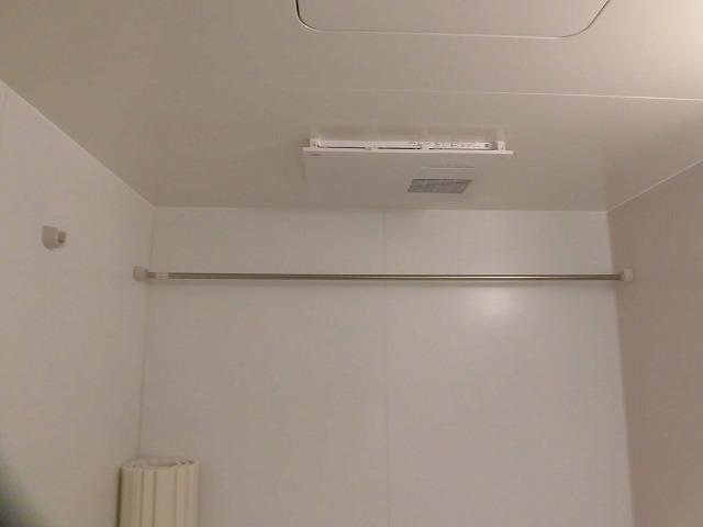 追炊きと浴室換気乾燥機付き