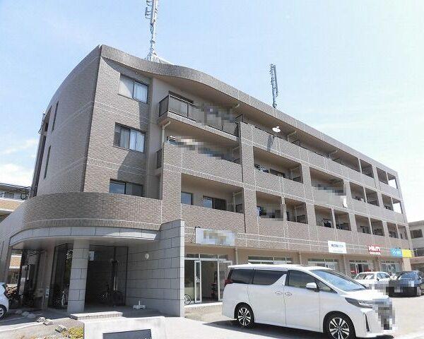 高知市札場の3LDK☆静かな住宅街にある日当たり良好の角部屋☆